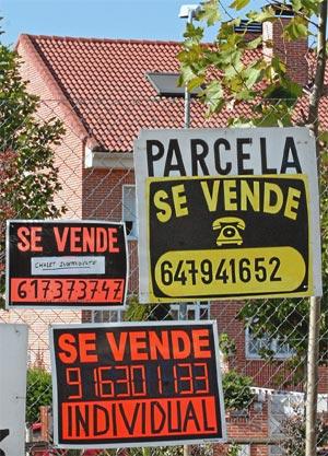 Un 44% cree que tardaría entre 12 y 18 meses en vender su casa. (Foto: Diego Sinova).