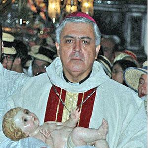 El obispo de Tenerife, Bernardo Álvarez. (Foto: Obispado de Tenerife)