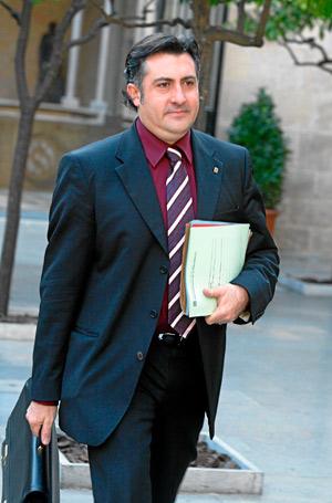 Joan Puigcercós, en una foto de archivo. (Foto: Domènec Umbert)