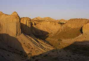 Desierto de Tabernas, Almería (Encarni Salas)