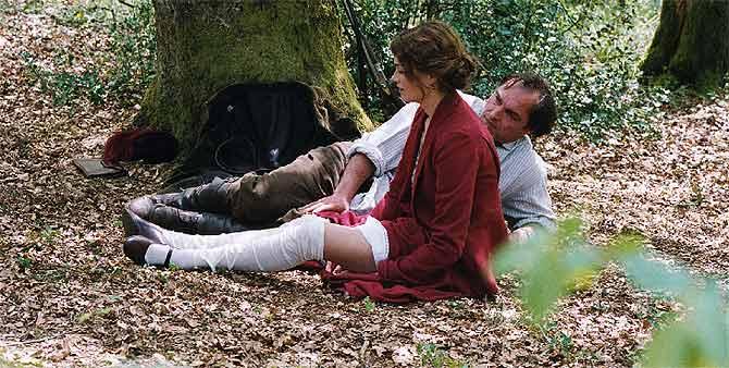 Una imagen de la película 'Lady Chatterley'.