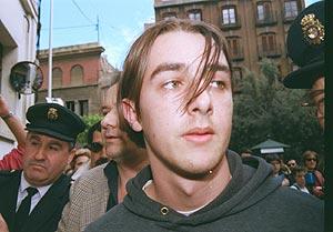 Imagen del año 2000 de José Rabadán, el asesino de la catana. (Foto: J. Adan)