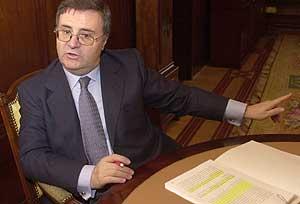 Arturo Gracía Tizón, en una imagen de archivo. (Foto: Begoña Rivas)