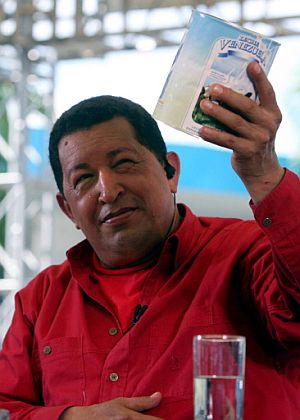 Hugo Chávez. (Foto: AP)
