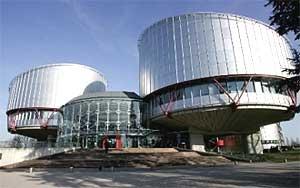 La sede del Tribunal de Estrasburgo. (Foto: REUTERS)