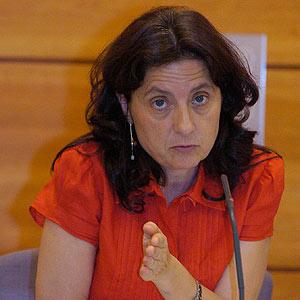 La consellera de Asuntos Sociales, Fina Santiago. (Foto: Cati Cladera)