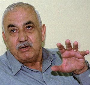 Habash, en el año 2000. (Foto: AP)