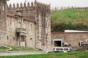 Foto de archivo de la finca 'Pazo Baión', en 1995. (Foto: EFE)