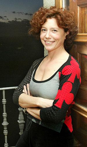 Icíar Bollaín, uno de los pocos nombres femeninos que se han hecho un hueco entre los directores españoles más importantes. (Foto: Bernabé Cordón)