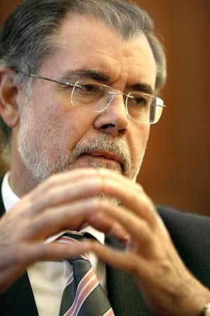 Mariano Fernández Bermejo. (Foto: José Aymá)