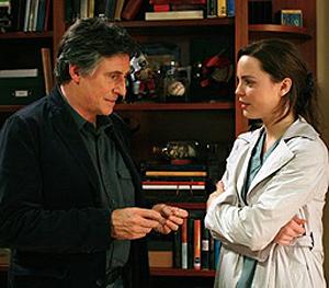 Un fotograma de la serie.