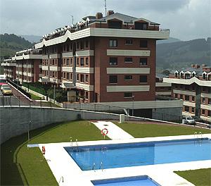 Urbanización Vela Mayor en Castrourdiales, Cantabria. (Foto: MITXI)