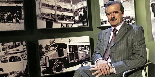 Manuel Campo Vidal. (Foto: Elisenda Pons)