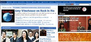 Imagen de la página Supernovapop.com.