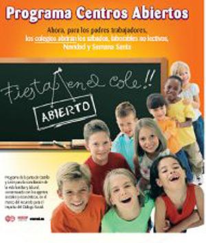 Cartel del programa de la Junta. (Foto: elmundo.es)
