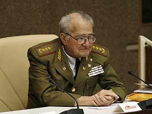 El general Regueiro, sustituto de Castro en el Ministerio de las Fuerzas Armadas. (Foto: REUTERS)