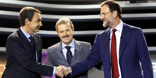 Image result for rajoy elecciones 2008