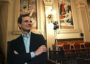 Juan Costa, cabeza de lista del PP al Congreso por Castellón. (Foto: EFE)
