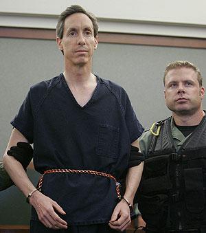 Warren Jeffs, ante un tribunal en Las Vegas en 2006. (Foto: AP)