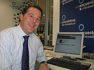 José María Michavila, en el encuentro digital con elmundo.es