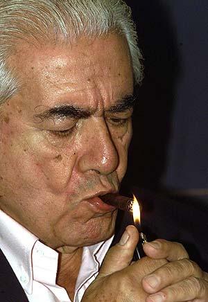 Giuseppe Di Stefano, en una imagen de 1999. (Foto: EFE)