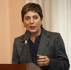 La directora general de Instituciones Penitenciarias. (Foto: EFE)