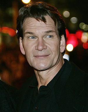 Patrick Swayze, en una imagend e 2005. (Foto: AP)