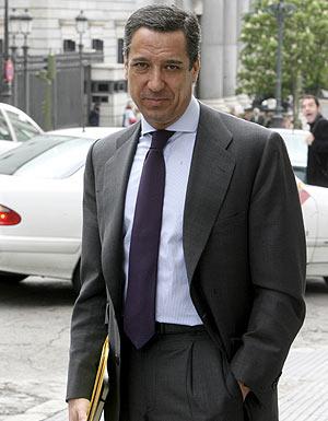 Eduardo Zaplana. (Alberto Cuellar)