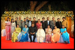 Una boda concertada es una alianza de familias. (foto: Abhinab Sah).