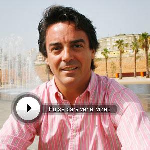 El ex conceja del PP del Ayuntamiento de Palma, Rodrigo de Santos. (Foto: Enrique Calvo)