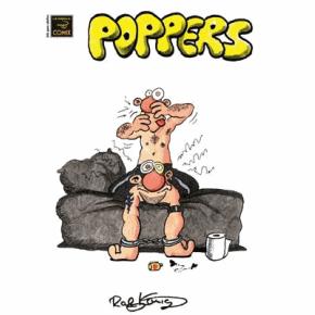 El último cómic de Ralph Konig