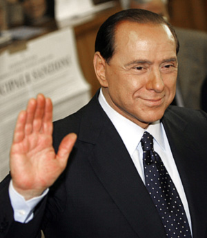 Silvio Berlusconi. (Foto: AP)
