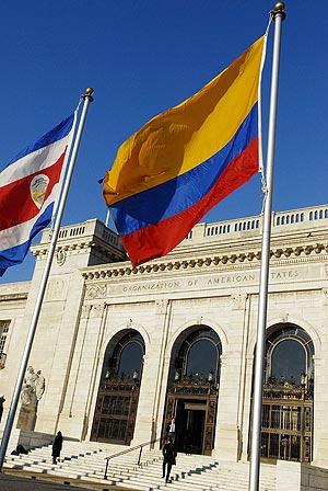 Sede de la Organización de Estados Americanos en Washington. (Foto: REUTERS)