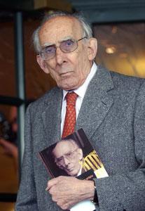 Josep Benet i Morell en una foto de archivo. (Foto: EFE)