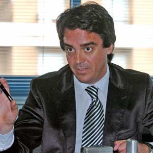 Javier Rodrigo de Santos, ex concejal de urbanismo.