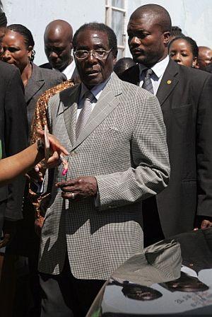 Robert Mugabe. (Foto: AFP)