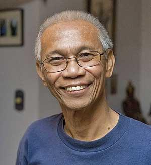 Dith Pran, en una foto de archivo. (Foto: AP)