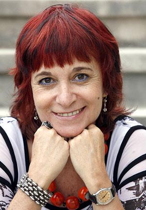 La escritora y periodista Rosa Montero. (Foto: EFE)