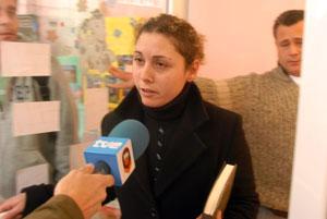 Soraya Orhiuela, dueña de la ludoteca, en una imagen de archivo. (EL MUNDO)