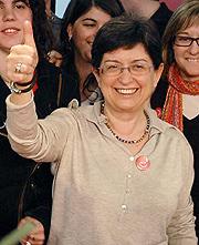 Teresa Cunillera. (Foto: Laurent Sansen)