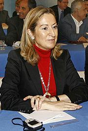 Ana Pastor. (Foto: EFE)