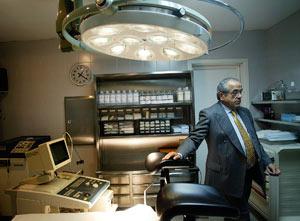 El doctor Morín, en una imagen de archivo (FOTO: Quique Garcia).
