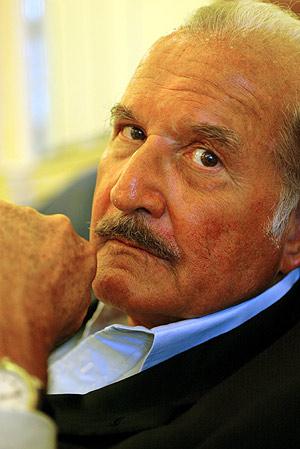 El escritor Carlos Fuentes en 2007. (Foto: Santi Cogolludo)