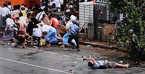 Imagen ganadora del Pulitzer, de Adrees Latif, de Reuters.