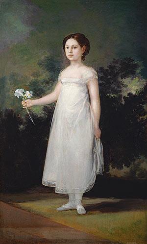 'Retrato de la Marquesa de Montehermoso', de una colección privada. MÁS IMÁGENES