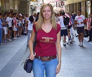 Stefania Torello, una romana en Madrid.