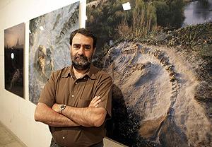 El fotógrafo Joan Fontcuberta.