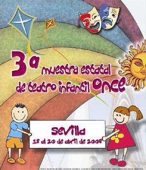 Sevilla acoge la iii muestra estatal de teatro infantil for Teatro en sevilla este fin de semana