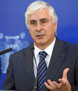 José María Barreda. (Foto: Álvaro Ruiz)