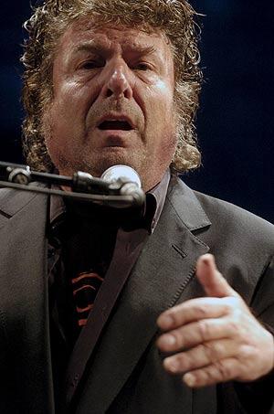 El cantaor Enrique Morente. (Foto: EFE)